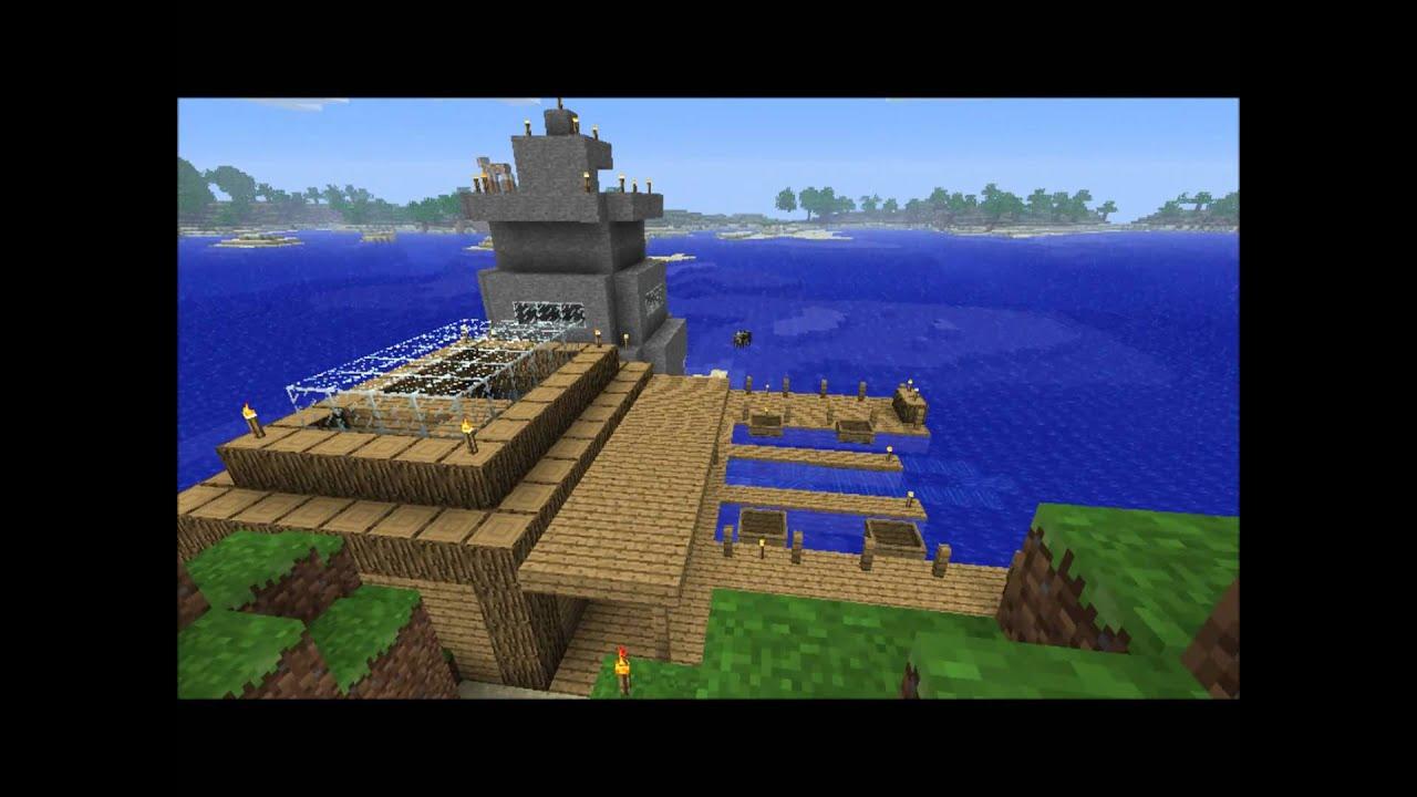 Minecraft Time Lapse