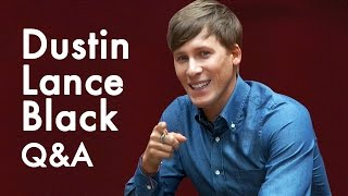 On the stress of the Oscars | Dustin Lance Black
