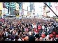 Diwali at Times Square 2017
