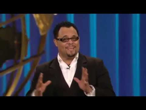 "Israel Houghton preaching at Lakewood Church - ""The Power of Yes"" pt. 1 of 3"
