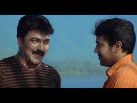 Malayalam Actress Aparna Nairs Romantic Scene - From Malayalam...