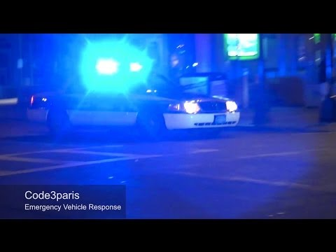 Rare video of Boston Police pursuing a suspect, taking him down and arresting him. The first Boston Police car you see is responding the wrong way on Boylsto...
