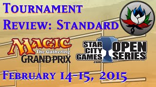 Fate Reforged Standard Tournament Review: Grand Prix Seville and SCG Open Houston – MTG!