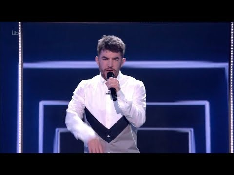 The X Factor UK 2018 Anthony Russell  Semi-Finals Night 1  Clip S15E25