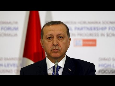 Turkey's president to embark on major trip to West Africa