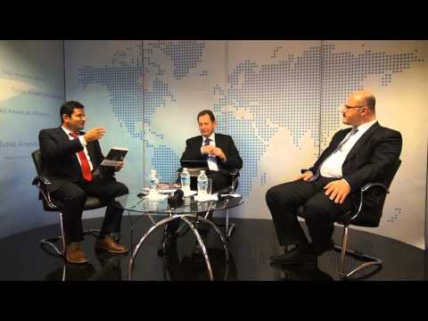 Transatlantic Relations & Turkey with Sir Graham Watson - Rethink Institute - September 22, 2014