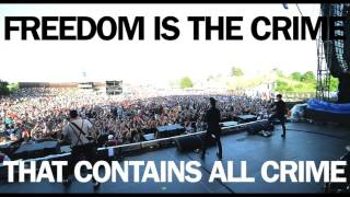 ANTI-FLAG - To Hell With Boredom (live)