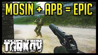 Mosin APB Combo - Escape from Tarkov 0.10