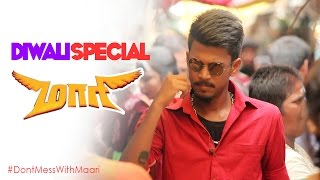 Maari - VasanthVersion - Verithanam Theme - Diwali Special 1080p