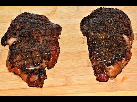 Reverse Seared Steak - Camp Chef Woodwind Vs Traeger Pro 22 - Pellet Grills