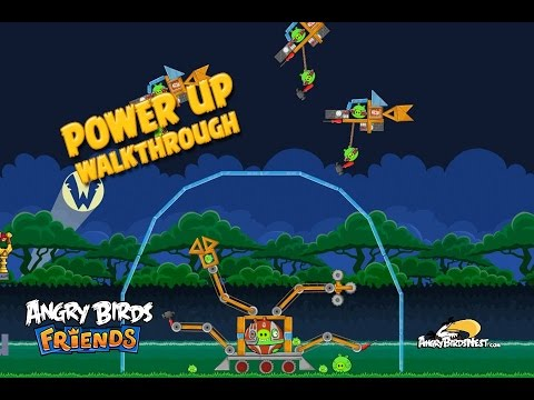 Angry Birds Friends Wingman II Cyporkador Tournament Level 3 Week 116 Power Up Highscore Walkthrough