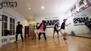 Z ft FETTY WAP - NOBODY'S BETTER | CHOREOGRAPHY by NINIT SM
