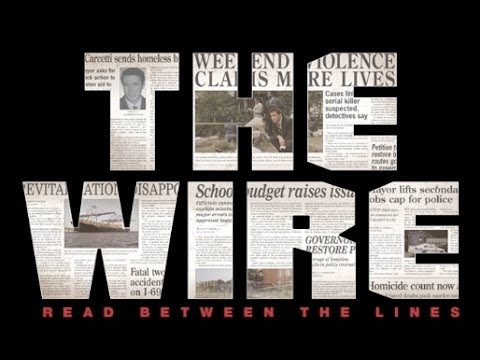 TV Show the Wire on Amazon Instant Video