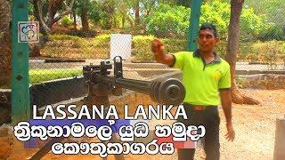 Trincomalee British War Cemetery Lassana Lanka