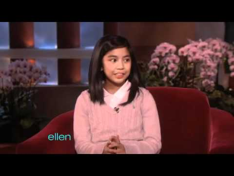 Ellen Meets the Young YouTube Sensation Music Videos