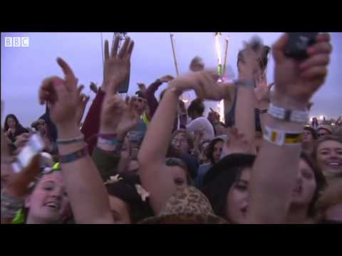 The Script - Hall of Fame at T in the Park 2013