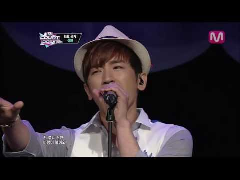 _ (That's Right by SHINHWA@M COUNTDOWN 2013.5.16)