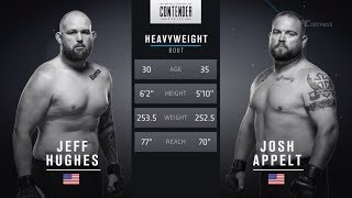 FREE FIGHT | Hughes Ends It With an Uppercut | DWTNCS Week 6 Contract Winner - Season 2