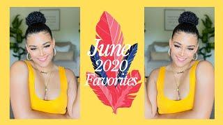 JUNE FAVORITES   MUST HAVES IN 2020   Laksmy A Sanchez