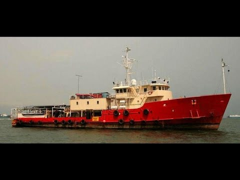 For Sale: 168' OFFSHORE SUPPORT ACCOM. SHIP - USD 1,250,000