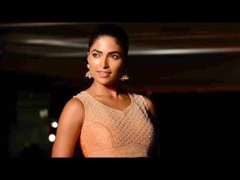 Parvathy Omanakuttan walks the ramp at Madras Bridal Fashion Show | Galatta Tamil