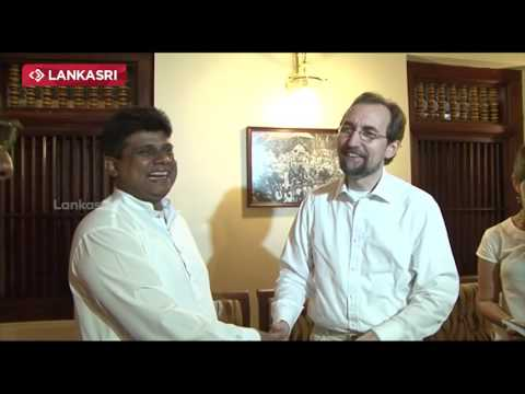 Prince Zeid Ra'ad Al-Hussein to meet chief prelates during Kandy visit
