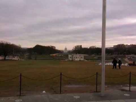 Viaggio Washington: Lincoln Memorial, Mall, Capital Hill Video