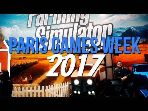 Farming Simulator Sur SWITCH ! (Paris Games Week 2017)