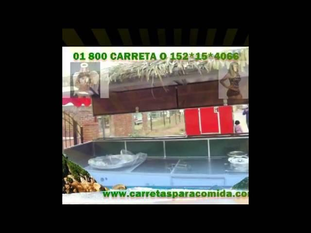 Carrito de Mariscos La Palapa TIJUANA.qt