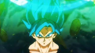 Broly Movie Trailer 3 Power Levels HD