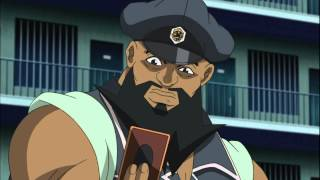 Yu-Gi-Oh! 5D's- Season 1 Episode 10- The Lockdown Duel: Part 2