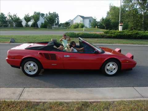 my ferrari mondial 3 2 youtube. Black Bedroom Furniture Sets. Home Design Ideas