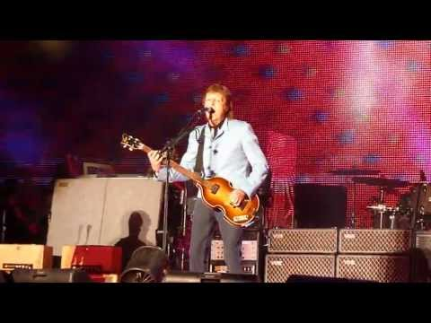 Paul McCartney - Eight days a week (Belo Horizonte, Brasil, 2013)