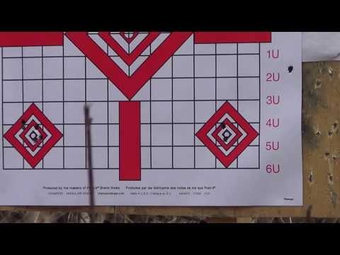 223 SAVAGE AXIS ZERO AT 100 YARDS