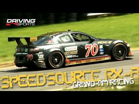 Sickpuppies Youtube on Dstv Reports   Speedsource Mazda Rx 8  Rolex Grand Am 2011 Rd5
