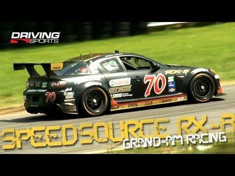 Sickpuppies Youtube on Dstv Reports   Speedsource Mazda Rx 8  Rolex Grand Am 2011 Rd5