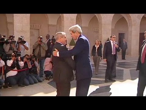 Israel and Palestinians agree moves to calm Jerusalem tension says Kerry