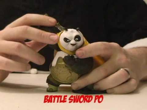 NTR Podcast Kung Fu Panda Toys YouTube