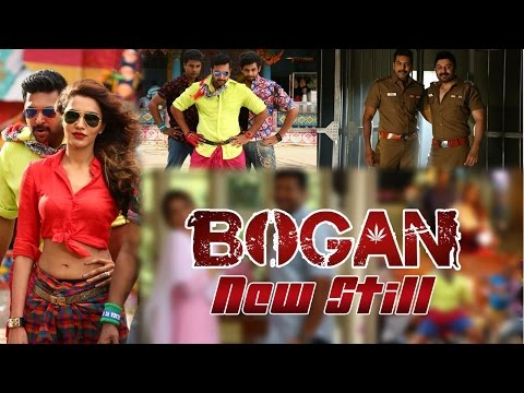Fresh Stills from Tamil Movie 'Bogan' | Jayam Ravi | Arvind Swamy | Hansika Motwani | Lakshman