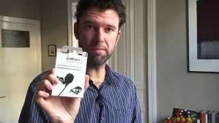 Microphone test - iphone microphone - Android Wallimex lavallier mic
