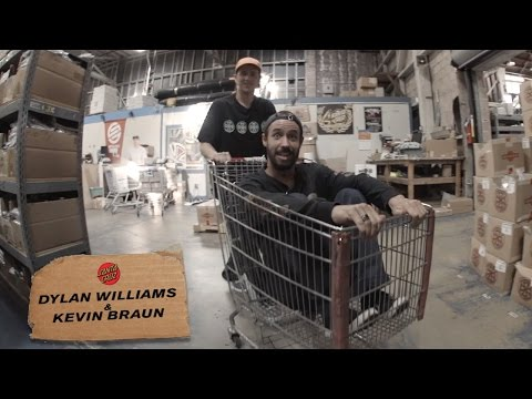 Product Pillage - Dylan Williams and Kevin Braun Raid the Warehouse