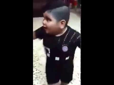 رقص طفل عراقي مش طبيعي ههههه thumbnail