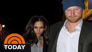 Will Prince Harry And Meghan Markle Appear Together At Invictus Games? | TODAY