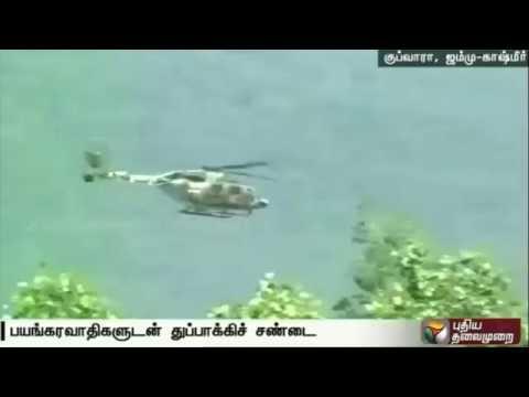5 militants shot dead in encounter with Army in J&K's Kupwara region