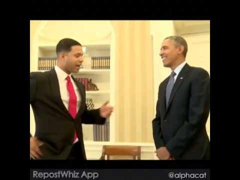 meeting Obama