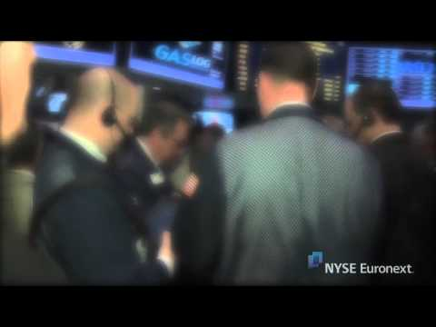 Nationstar Mortgage Holdings Celebrates Recent IPO rings the NYSE Opening Bell