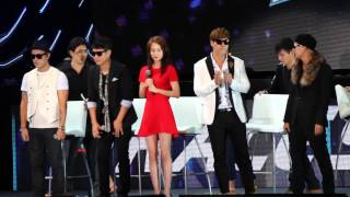 [HD] 131019 Running man Fan meeting in singapore - Introductions