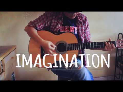 Shawn Mendes - Imagination - fingerstyle cover