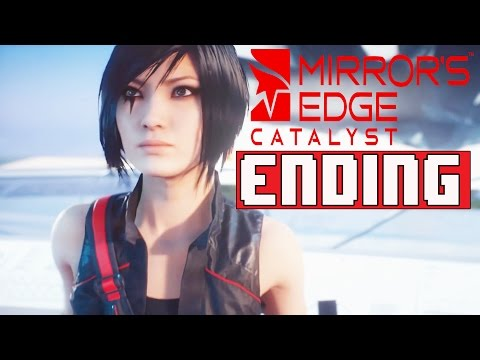 Mirror's Edge Catalyst Ending and Final Boss Full Game