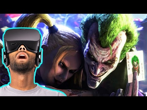 Top 10 VR - VIRTUAL REALITY Games Of 2016 | UPCOMING!!!